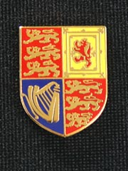 GB and NI Royal Coat of Arms