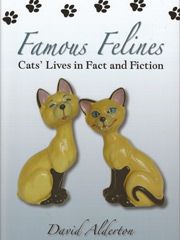 Famous Felines by David Alderton