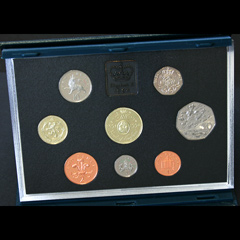 1994 Royal Mint British Coin Set