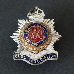RASC Association Sweetheart Badge