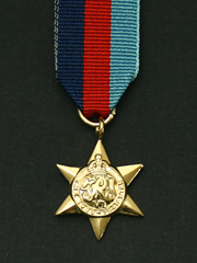 1939-45 Star Miniature Medal