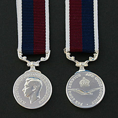 RAF Long Service Good Conduct Miniature Medal