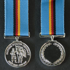 British Forces Germany Miniature Medal
