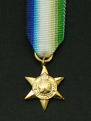 Atlantic Star Miniature Medal
