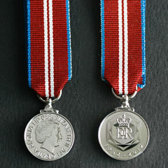Diamond Jubilee Miniature Medal
