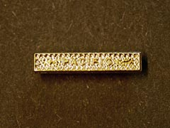 Miniature Pacific Clasp