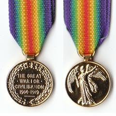 1914-19 Victory Medal