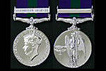 Copies of British Military Medals